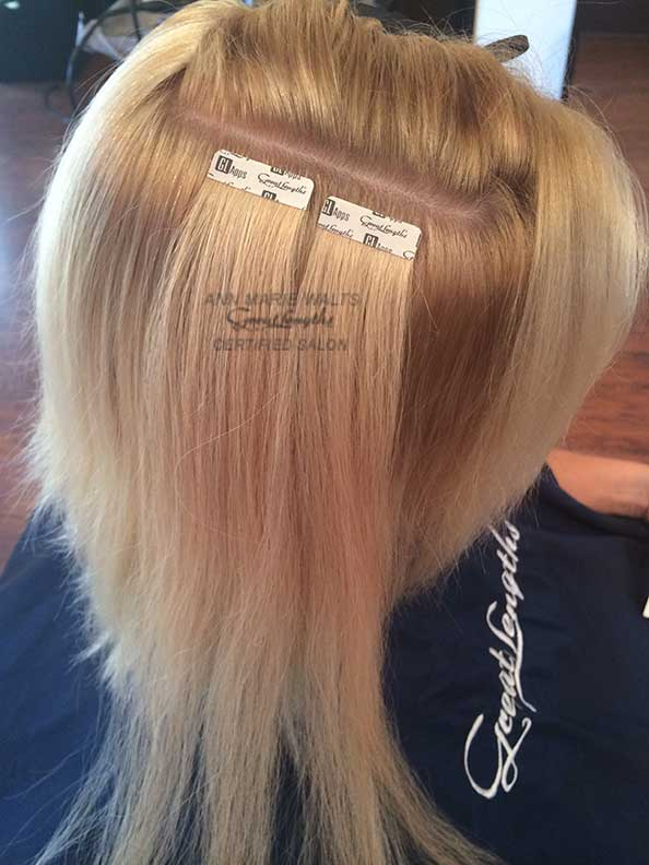 Tape Extensions Great Lengths 95