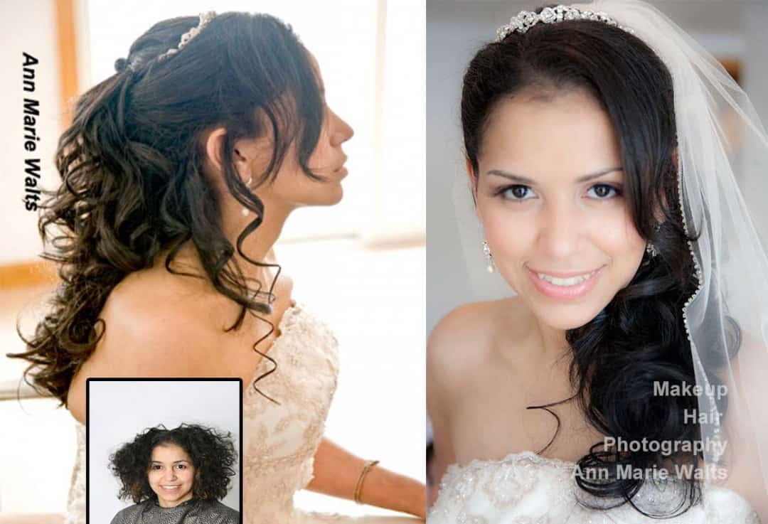 Hair Extensions For Brides