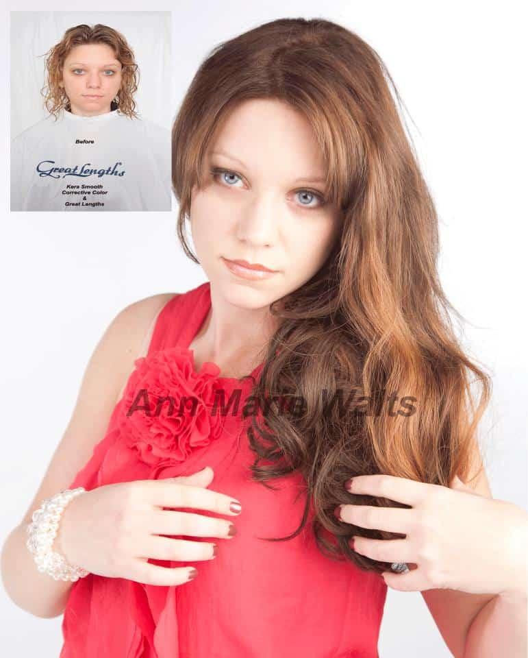 Best salon for hair extensions near me-Ann Marie Walts