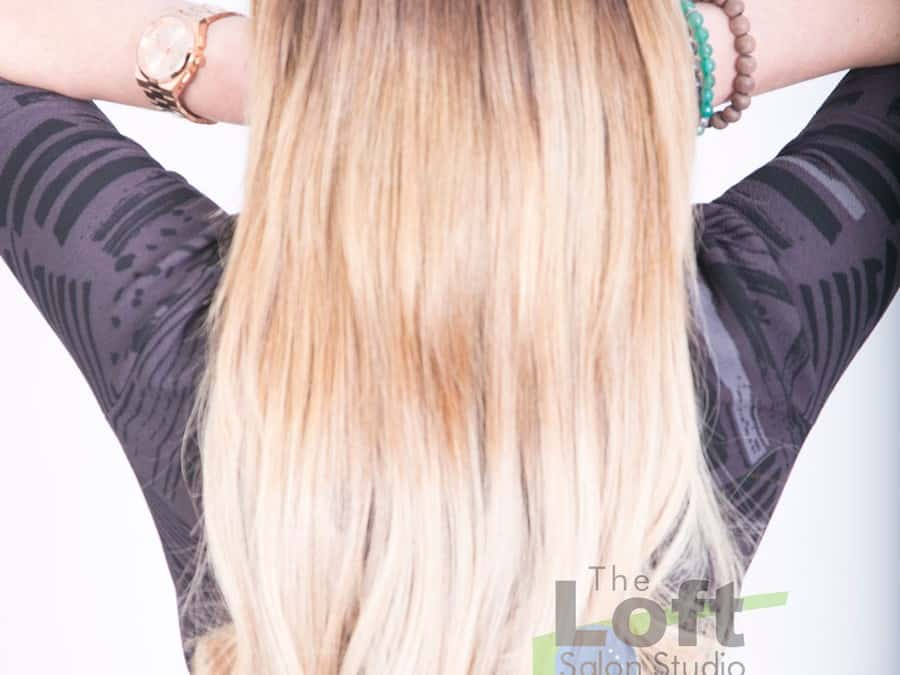 Ombre Hair Color Salon