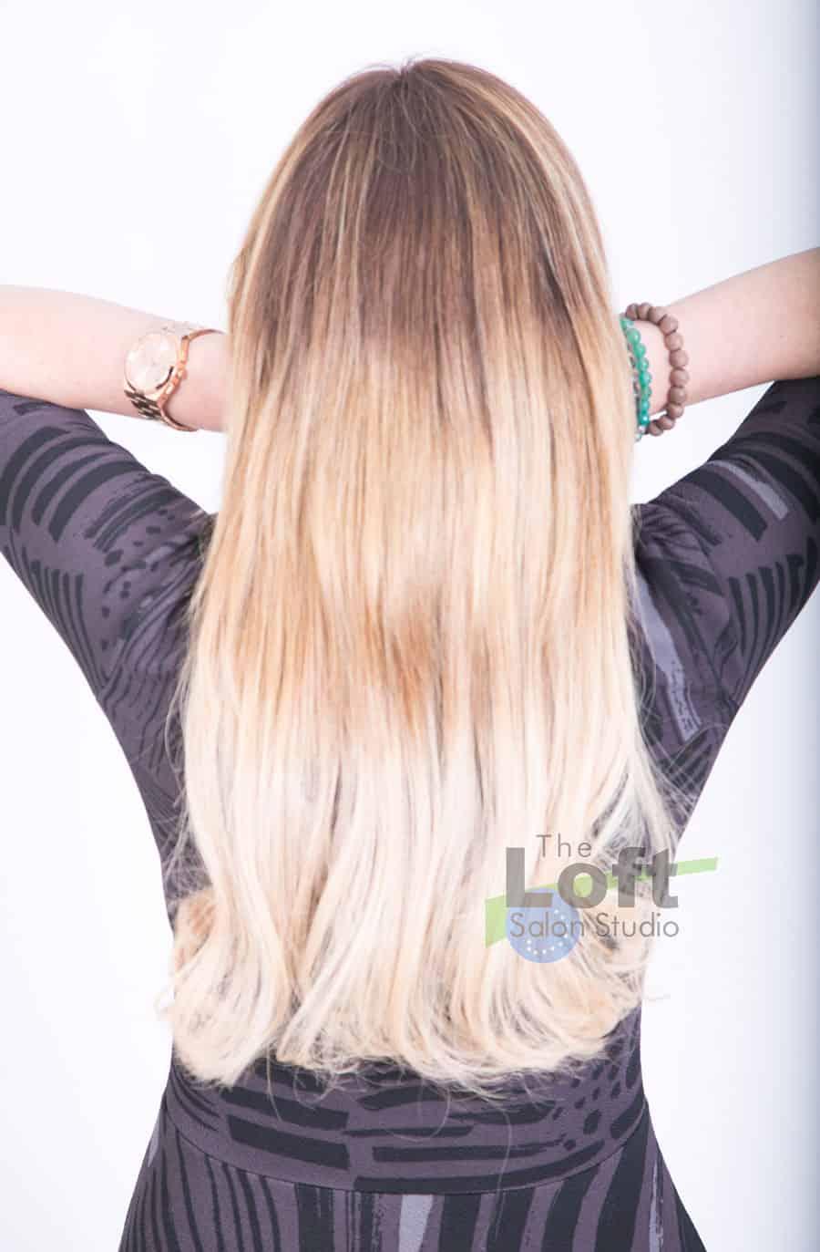 Ombre Hair Color Salon