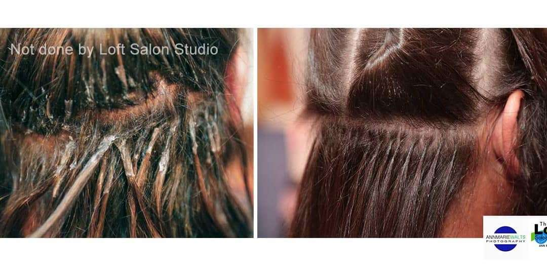 Bad hair extensions before and after l cheap is expensive l best bad hair extensions before and after solutioingenieria Images